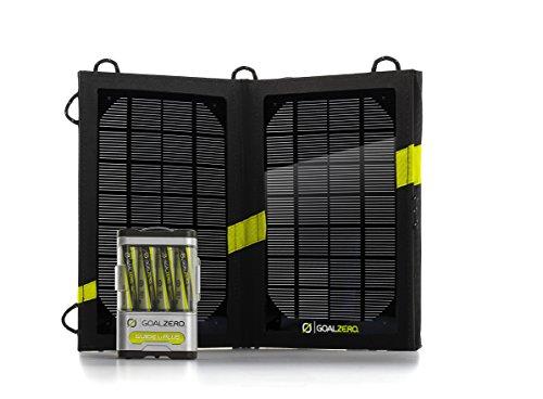 Goalzero Guide 10 Plus Solar Recharging Set 847974001998, neues Modell