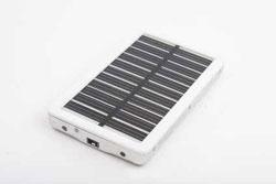 Beispiel für ein Solarladegerät