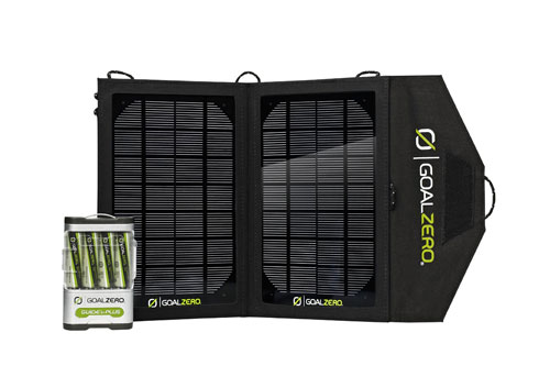 Goalzero Solarlade Set Guide 10 Plus