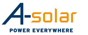 A-Solar Logo Firmenportrait