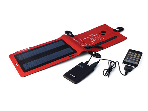Portable Solar Charger von Wenger