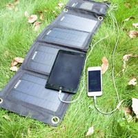 anker 14w 5v 2a dual port tragbares faltbares outdoor. Black Bedroom Furniture Sets. Home Design Ideas