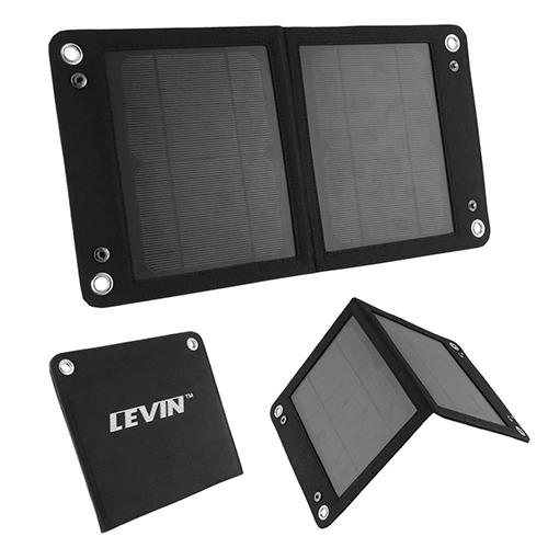 Traveller-7W-Faltbares-Tragbares-Solar-Panel-Ladegeraet
